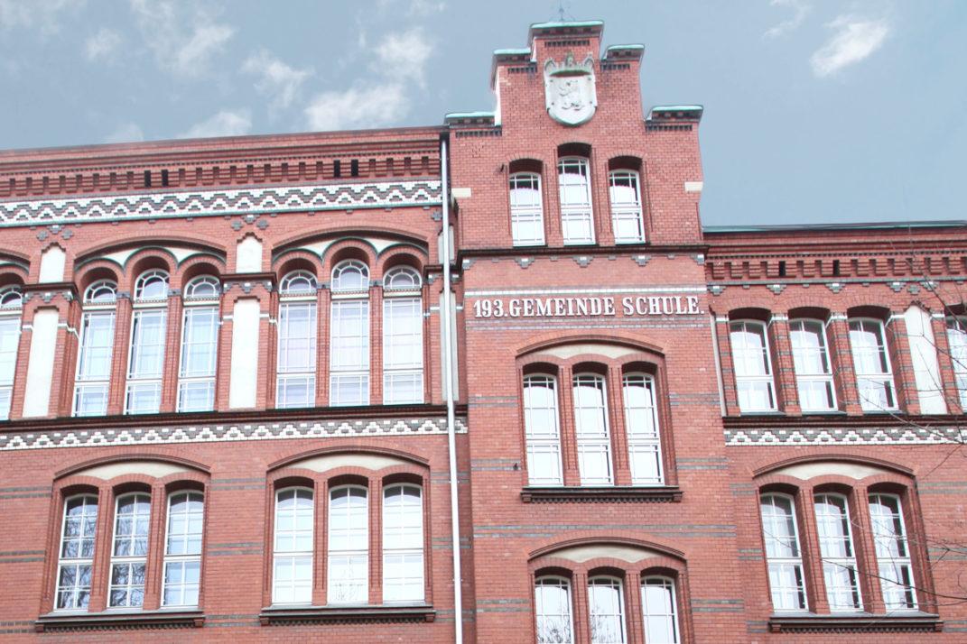 Foto der Nürtingen-Grundschule in Berlin