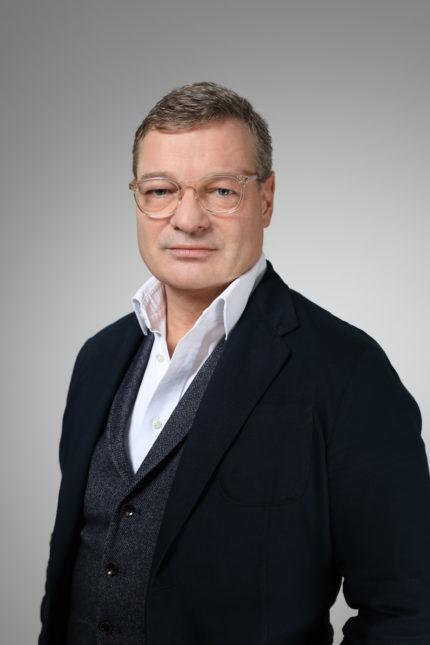 Porträt des Geschäftsführers