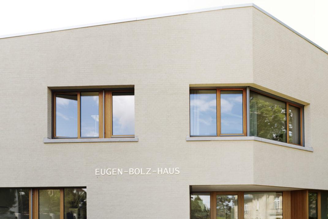 Foto des Eugen-Bolz-Hauses in Stuttgart