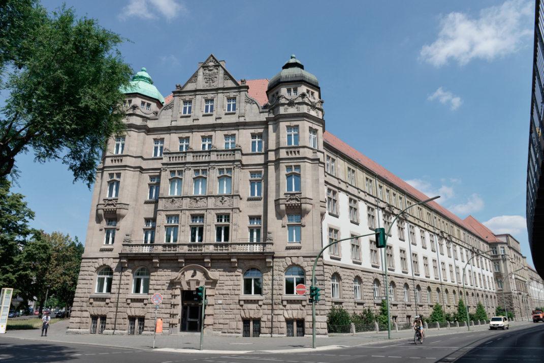 Foto des Deutsche Patent- und Markenamts (DPMA) in Berlin-Kreuzberg