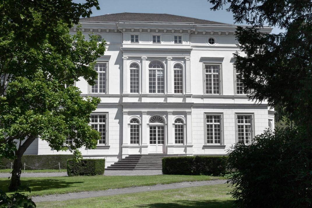 Foto des Palais' Schaumburg in Bonn