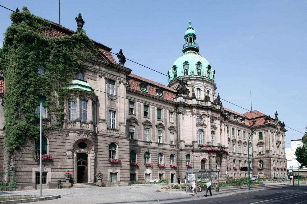 Foto des Stadthauses Potsdam