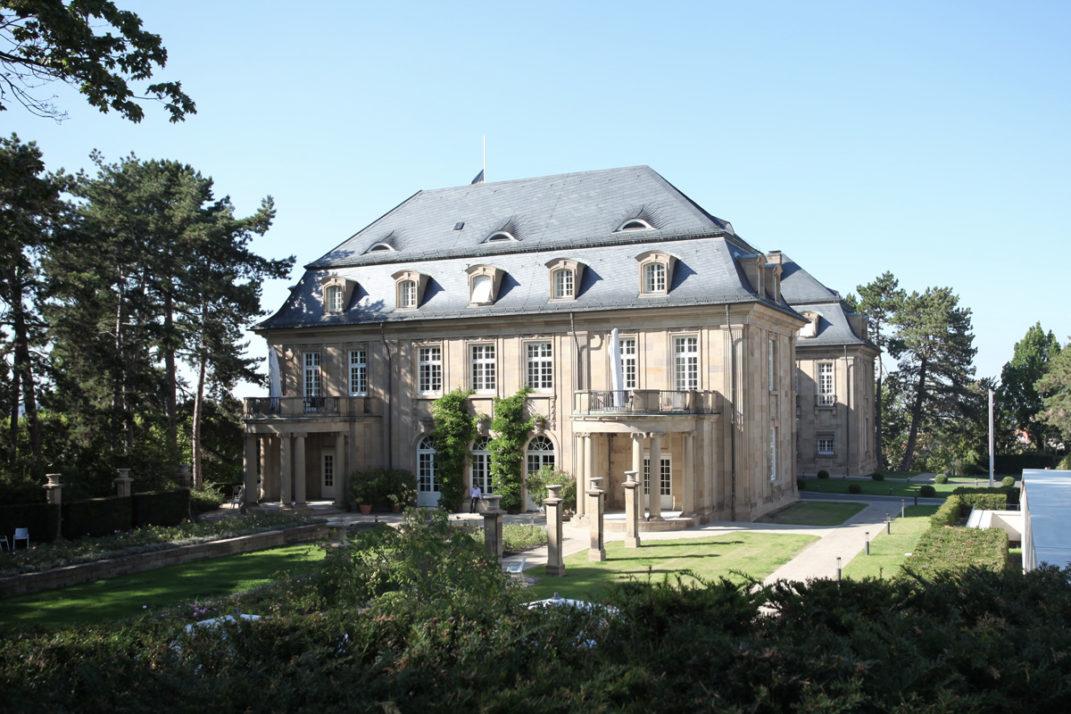 Foto der Villa Reitzenstein in Stuttgart